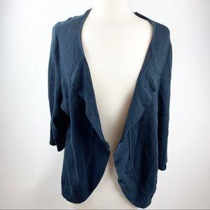 Lane Bryant Black Cardigan Size 22/24